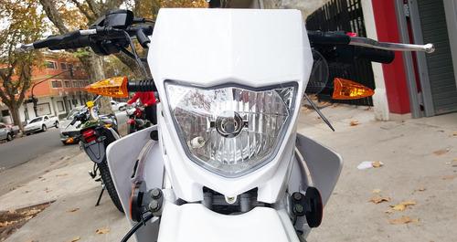 moto jianshe js 125 6e nuevo modelo enduro 0km urquiza motos