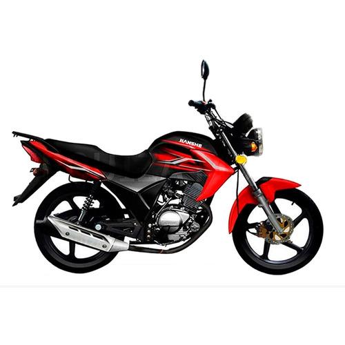moto jianshe js 126 6by modelo exclusivo 0km urquiza motos