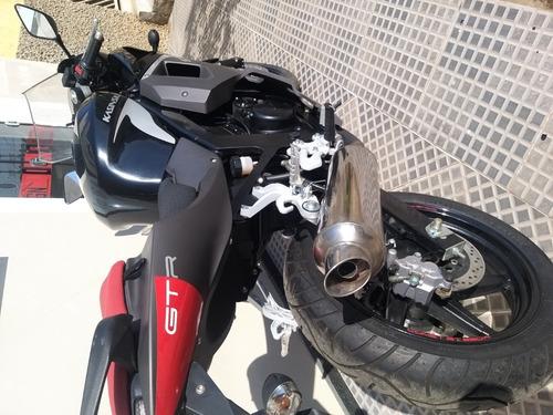 moto kasinski comet 250 gtr 2013  0 km