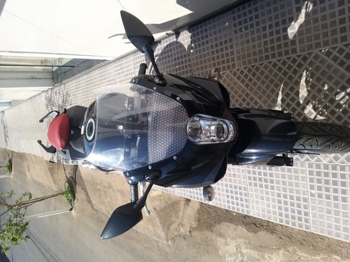 moto kasinski comet 250 gtr