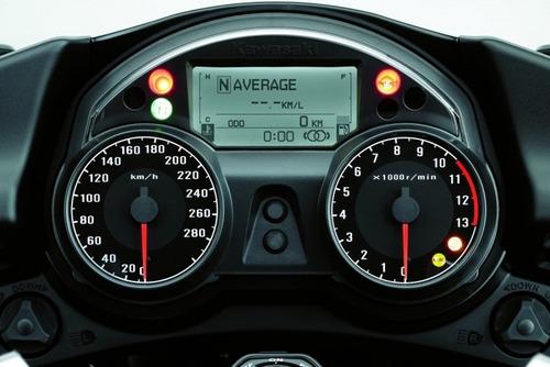 moto kawasaki concours 1400cc