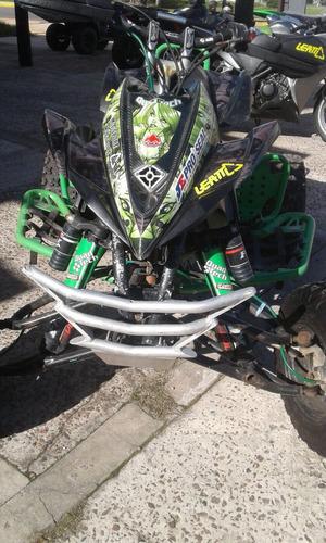moto kawasaki  kfx 450