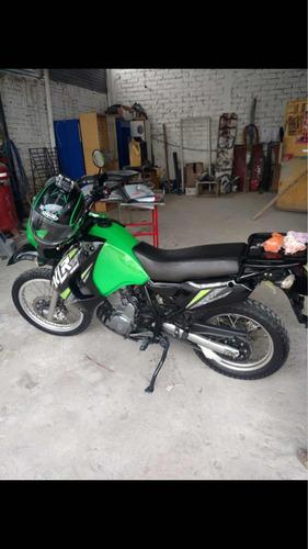 moto kawasaki klr-650
