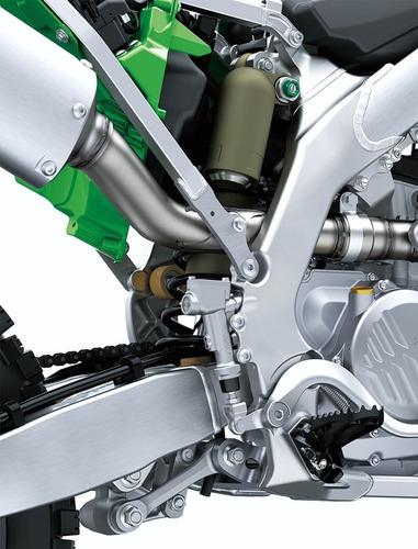 moto kawasaki kx 250