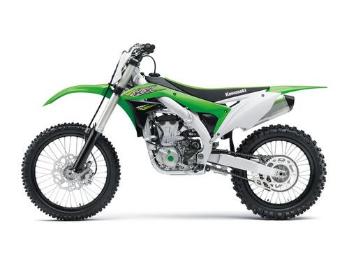 moto kawasaki kx 450