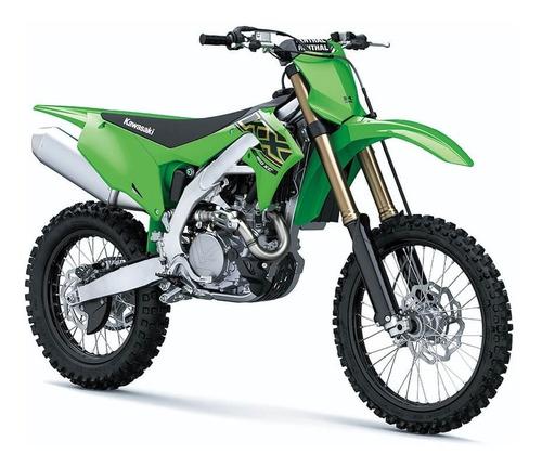 moto kawasaki kx 450 xc