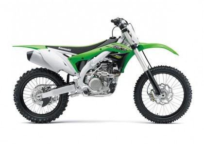 moto kawasaki moto cross