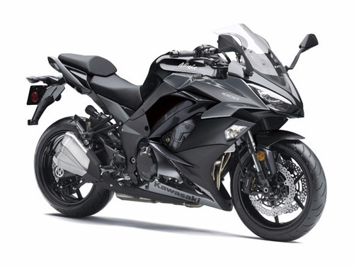 moto kawasaki ninja 1000 abs - 2018 - esportiva