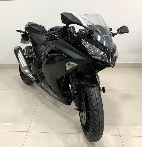 moto kawasaki ninja 300 kawa motos