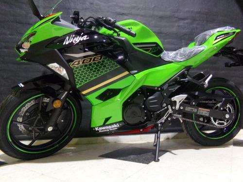 moto kawasaki ninja 400 0km 2020