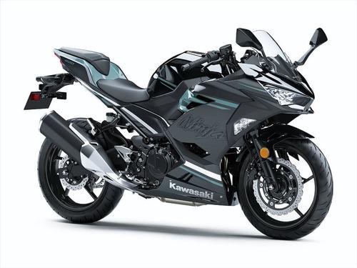 moto kawasaki ninja 400 abs