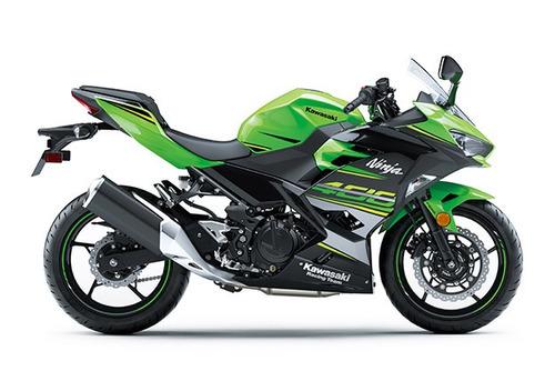 moto kawasaki ninja 400 krt edition  - lançamento 2019