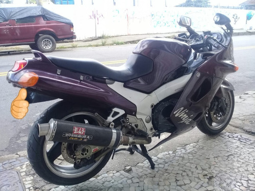 moto kawasaki ninja zx 1100 1999