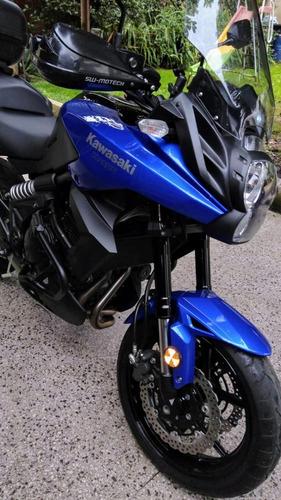 moto kawasaki versys 650 año 2013 14000 kms
