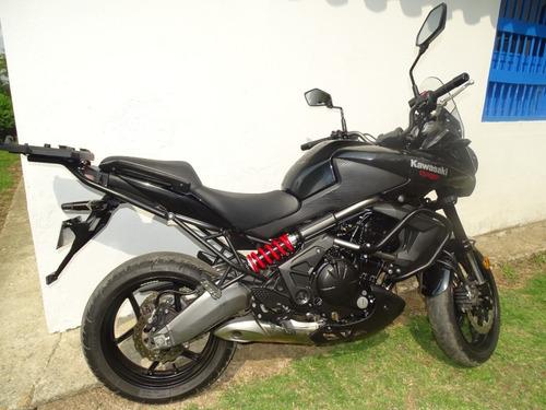 moto kawasaki versys 650 modelo 2014. $22.900.000.