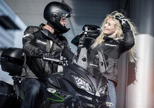 moto kawasaki versys 650 tr abs - modelo 2019 completa