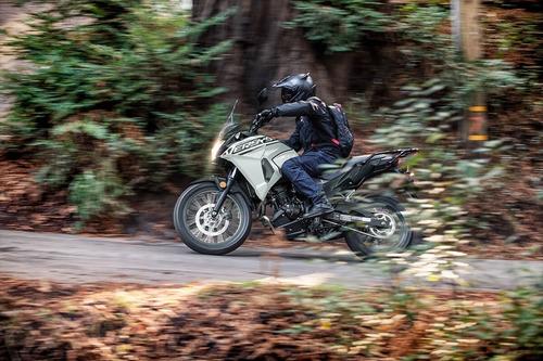 moto kawasaki versys-x 300