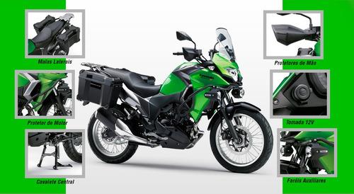 moto kawasaki versys-x 300 tr completa modelo 2018