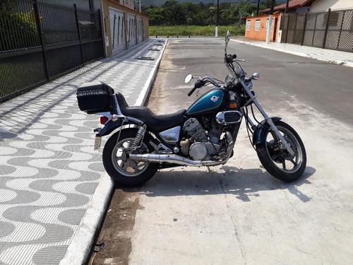 moto kawasaki vn 750