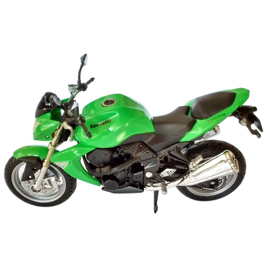 moto kawasaki z1000 miniatura hornet fireblade r1 honda srad r 29 90 em mercado livre. Black Bedroom Furniture Sets. Home Design Ideas