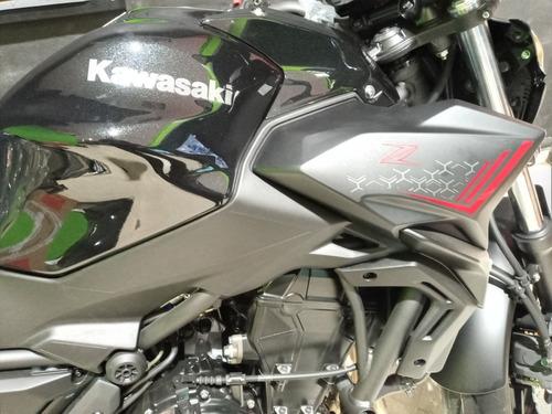 moto kawasaki z650 0km 2020