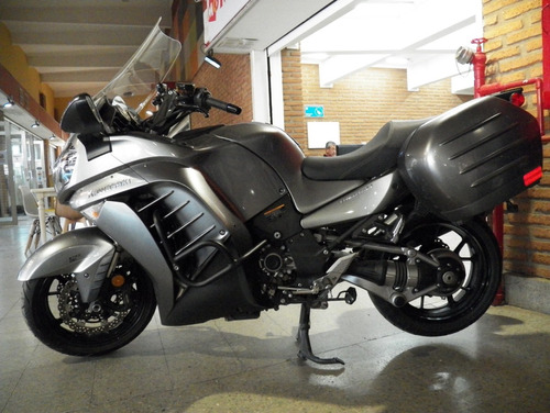moto kawasaki zg1400 1400gtr concours 14 2017 sport touring