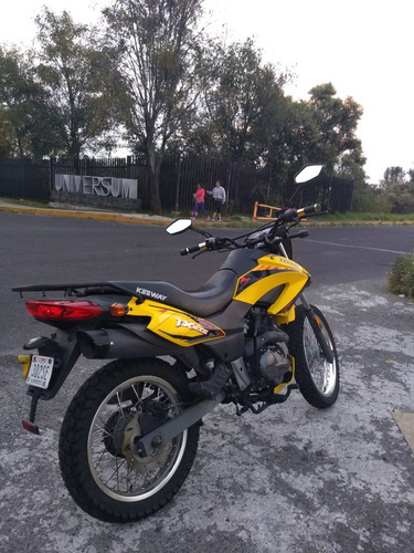 moto keeway 200 tx doble propósito