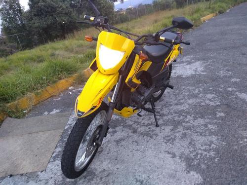 moto keeway doble propósito