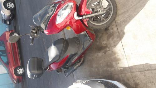 moto keeway en excelente estado como nueva