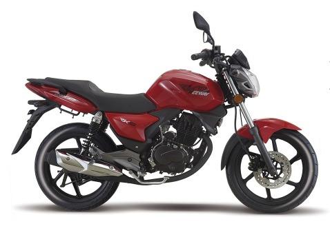 moto keeway rks 125 cc - mercado pago 12 cuotas