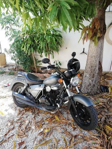 moto keeway superlight 200 - estilo chopper