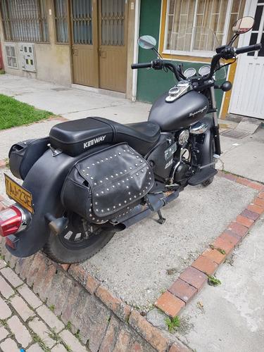 moto keeway superlight