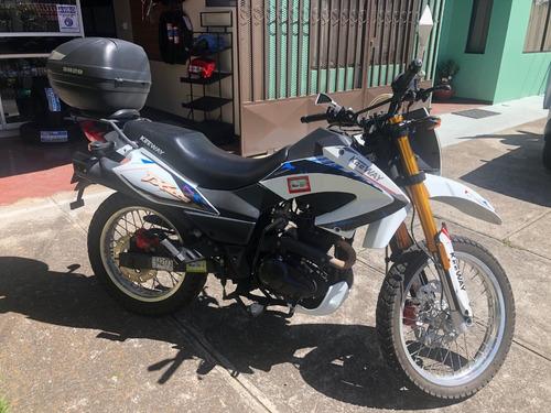 moto keeway tx200e