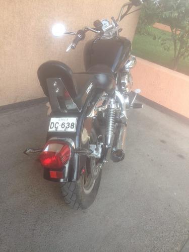 moto keeway v-blade 250cc inyección electrónica 2015