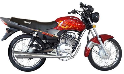 moto keller stratus 150r 150  calle naked 0km urquiza motos