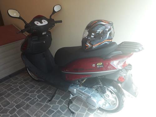 moto kinlon scoter (totalmente nueva)
