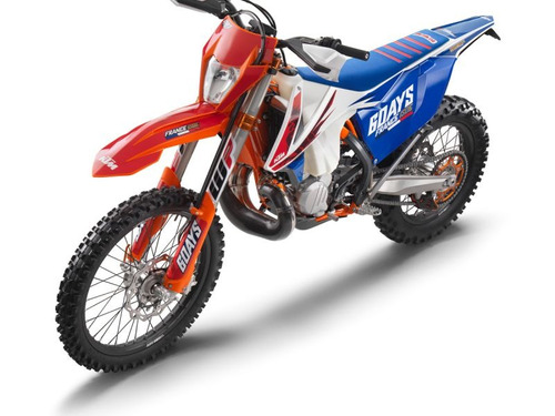 moto ktm 250 exc tpi six days 2018 - globalbikes - no beta