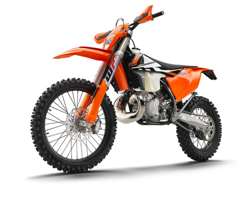 moto ktm 250 exc / xc-w 2018 2 tiempos - 0km - yamaha