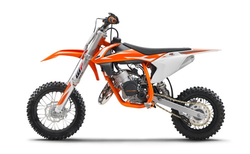 moto ktm 50 sx 2018 0km - stock - global bikes - no honda