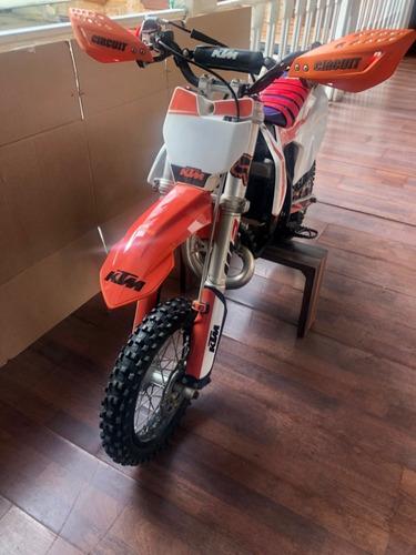 moto ktm 50cc para niño