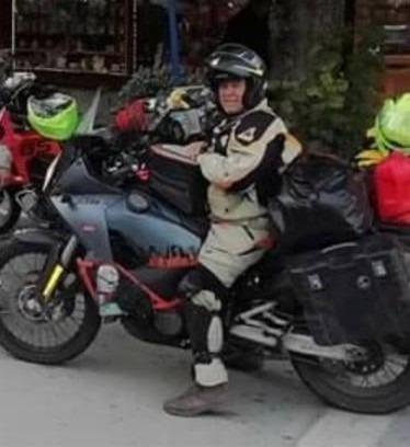 moto ktm adventure 990cc