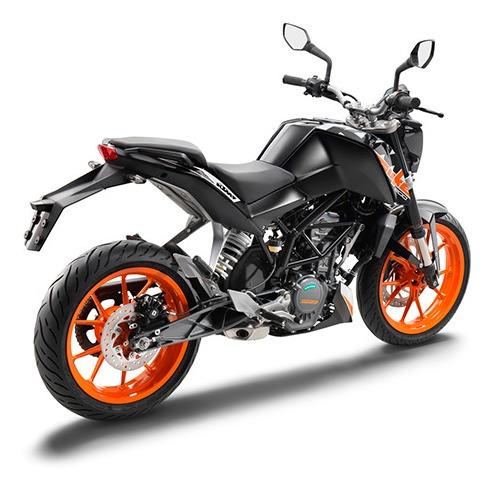 moto ktm duke 200  0km urquiza motos naked calle street