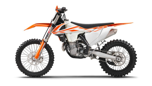 moto ktm xc f cross country 450 2017 0km en stock