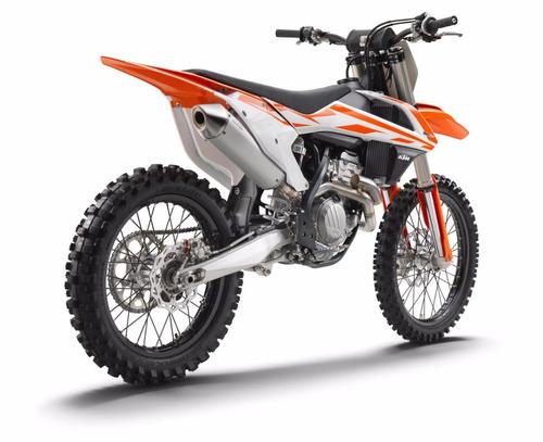 moto ktm xc f cross country 450 2017 envio gratis