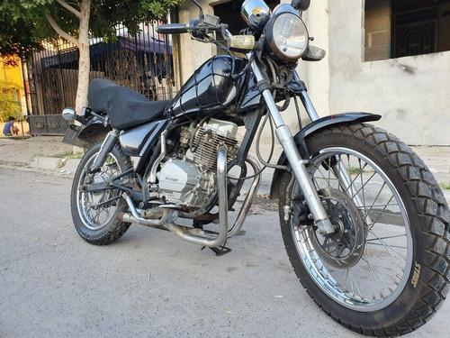 moto kurazai custom 2012 papeles en orden y mecánica al 100%