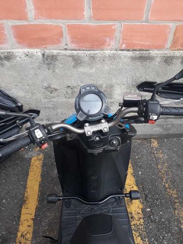 moto kymco agility 125 negociable como nueva único dueño