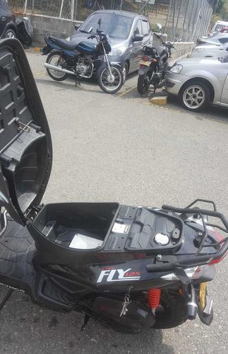 moto kymco fly125
