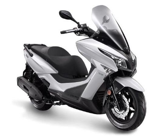 moto kymco scooter