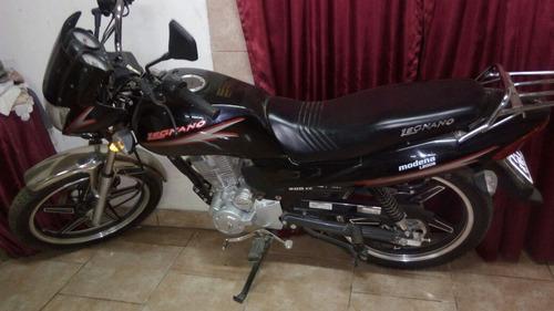 moto legnano modena 200cc, 2016