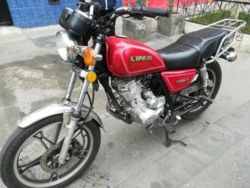 moto lifan 125 cc chopper